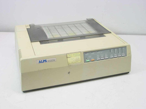 Alps Dot Matrix Printer ALQ224e