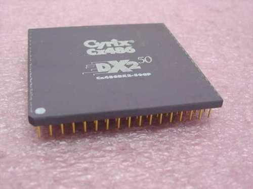Cyrix 486 Processor 50Mhz Cx486DX2-500P