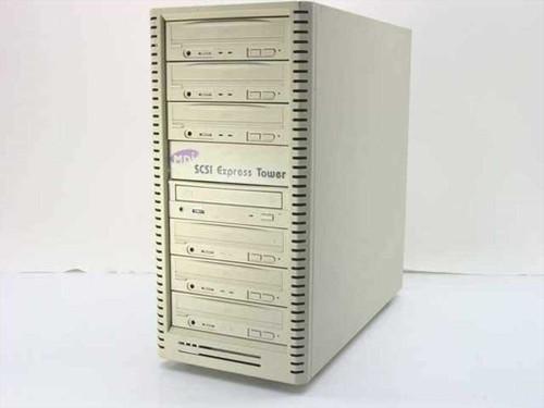 Micro Design International, Inc SCSI Express 7 CD ROM Drive Tower (T series)