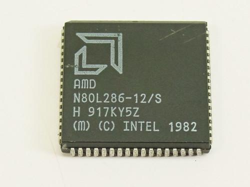 AMD 286 Processor (N80L286-12/S)