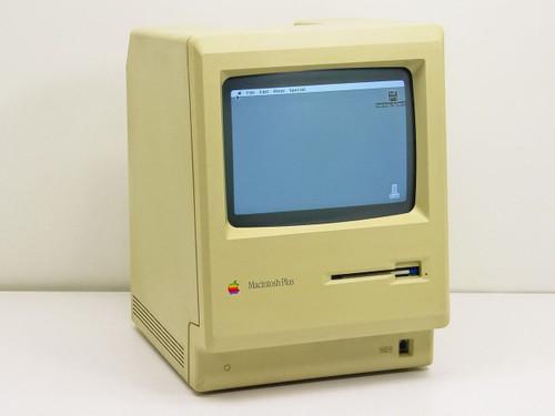 Apple Macintosh Plus 8MHz 1MB Desktop Computer - Vintage (M0001A)