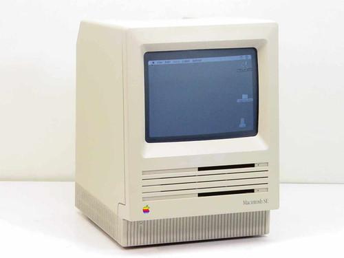 Apple M5010 Macintosh SE Desktop Computer 1 MB