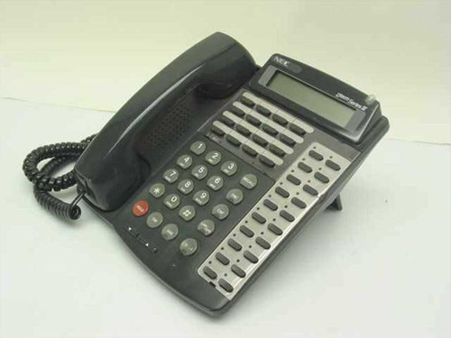 NEC 16-Button Speakerphone with LCD Display ETJ-16DD-1(BK)