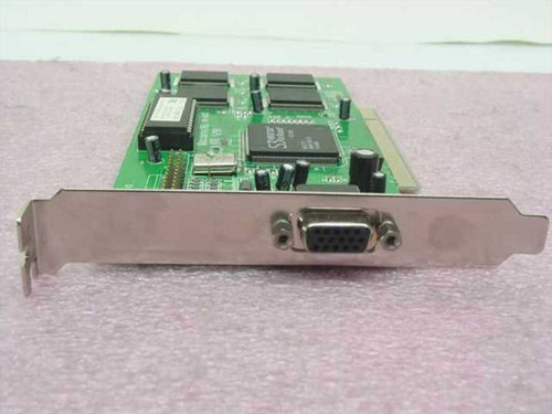Diamond PCI Video Card 4MB S3 Virge/DX - 86C375 (Q5C2BB)