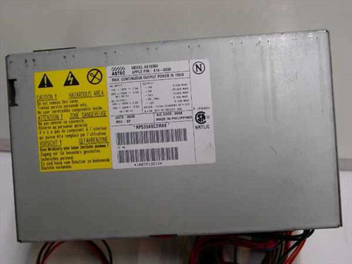Apple 150 W Power Supply for Power Mac (614-0039)