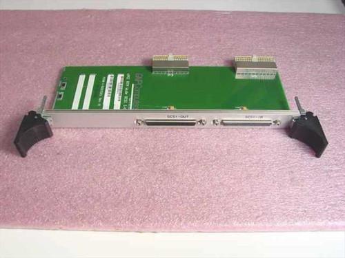 GNP PDSi cPCI RTM Wide SCSI I/O 1-503153C1