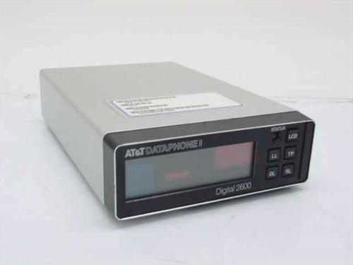 AT&T Dataphone II Modem Digital 2600