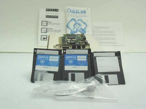 MWave Modem for Windows 95 Objix 28.8