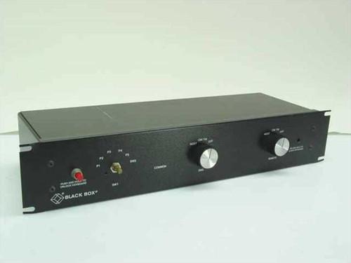Black Box Rackmount Switch Box SR-3020-Q