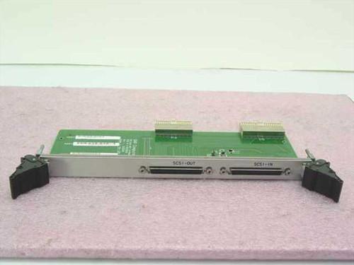 GNP PDSi RTM Wide SCSI I/O Board 1-502928