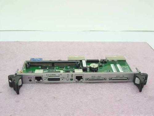 GNP PDSi cPCI RTM Watchdog & SCSI 1-502679