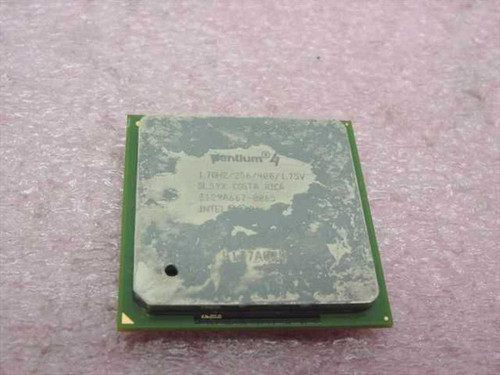 Intel P4 1.7 GHz/256/400/1.75V Socket 478 CPU (SL59X)