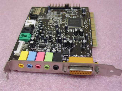 Dell Creative Labs Sound Blaster Live! PCI Sound Card - CT4780 (181UR)