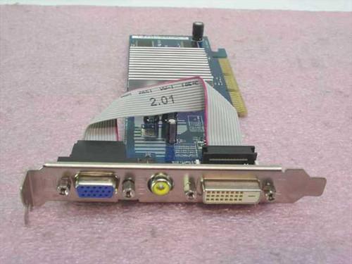 ASUS GeForce MX4000 Video Card (V9400-X/TD/128)