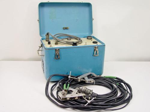 Alber Corp. Micro-Milli-Ohmeter RT3-100L