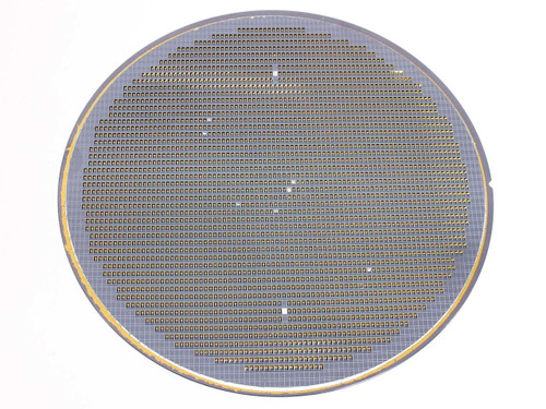 Entegris X9150-0406 Ultrapak WaferShield 150mm Silicon Wafer with various patterns