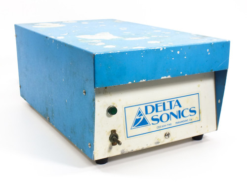 Delta Sonics MG-600 Ultrasonic Generator for Water Bath / Cleaning Tank