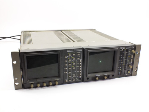 Tektronix 1745A / 760A -AS-IS Waveform / Vector Monitor / Stereo Audio Monitor