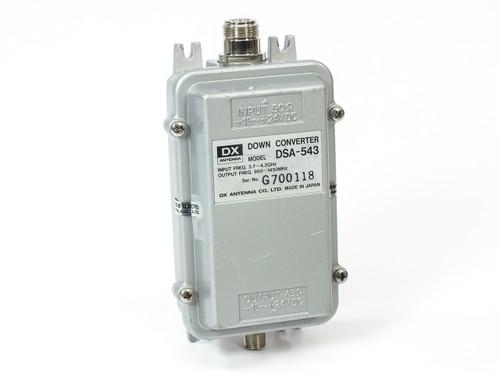 DX Antenna  Down Converter Input: 3.7~4.2 GHz Output: 950~1450 MHz (DSA-54)