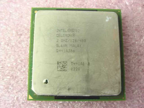 Intel 2.0 Ghz Celeron Processor (SL6VR)