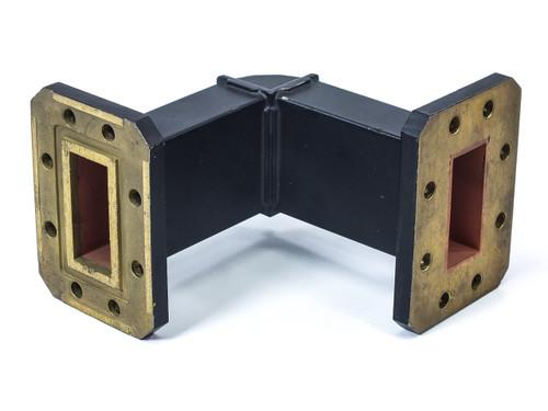Lieder Development 90 Degree Waveguide Assembly Connector (T2-B-1)