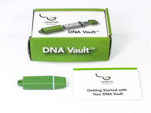 Genisyss DNA Life Medical Records Genealogy USB Storage Vault  (Personal 4/16)