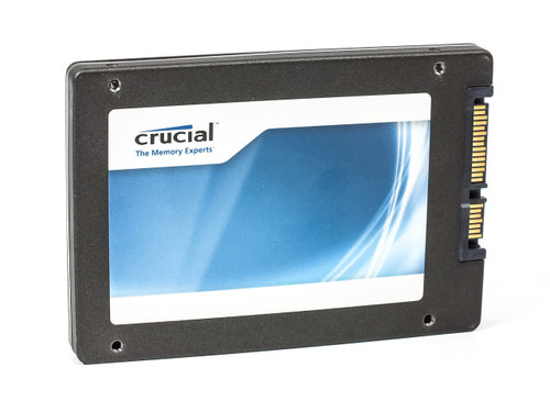 "Crucial CT064M4SSD2 64GB SATA 6Gbps 2.5"" MLC Solid State Hard Drive"