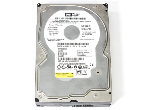 """Western Digital WD1600JS 160GB 3.5"""" Caviar SE 7200 RPM SATA Hard Drive"""