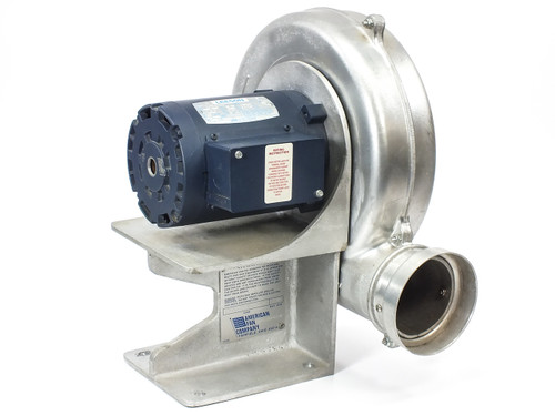 Leeson 101731 Electric Motor 3/4 HP with Fan Blower 208-230 460 V