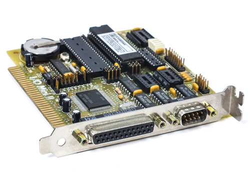 AST 202123-001 I/O Mini II Serial Parallel Port Card (202123-103A I/OM-II)