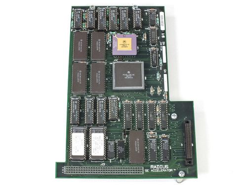 Radius 820-5030-D SE Accelerator Card for Macintosh SE 630-0032-E