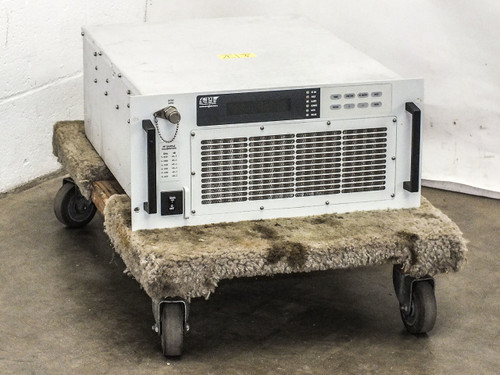 CPI 01026440-01 SSCI 60B 20000P 5.850 to 6.425 GHz C-Band SSPA Transmitter
