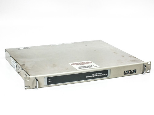 ARG 2400 Series Distribution Amplifier / Splitter (2400-EQ504-BOM)
