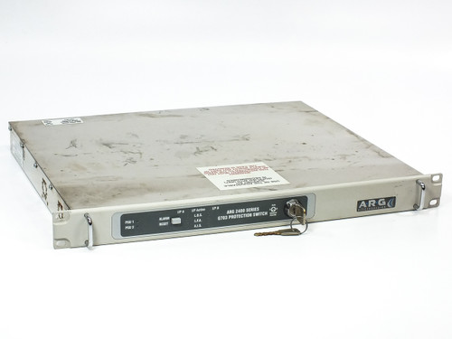 ARG 2400 Series G703 Protection Switch (2402-EQ49K-BOM)