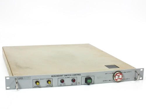 LNR 506011300-2 Redundant Switch Control RF System