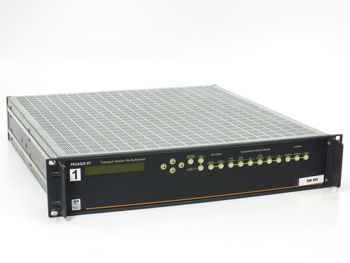 Scientific Atlanta Pegasus XT Transport Stream Re-Multiplexer