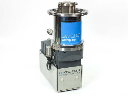 CTI-Cryogenics 8120973G001 On-Board Waterpump *AS-IS* No Display or Cryopanel