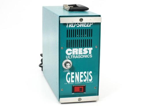 Crest-Ultrasonics 4G-500-6 Genesis Ultrasonic Generator Tru-Sweep *Tested GOOD