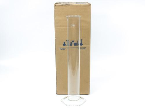 Corning Pyrex 2962-1L 1L Glass Hydrometer Cylinder - Laboratory Glassware