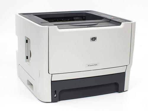 HP CB366A P2015 Monochrome LaserJet Printer 27ppm USB - Missing Side Cover