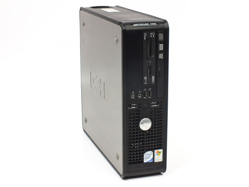 Dell Optiplex 755 SFF Intel Core 2 DUO 3.16GHz, 2GB RAM, 160GB HDD