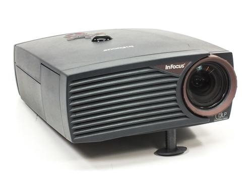 InFocus LP400 Digital Multimedia Projector DLP 800x600 4:3 SVGA 700 Lum RCA