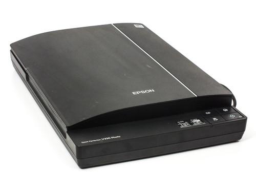 Epson J232D Perfection V330 Photo Scanner 4800 DPI Color Flatbed USB