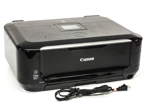 Canon MG6220 PIXIMA Wireless Inkjet All-in-One Photo Printer - Ethernet & USB