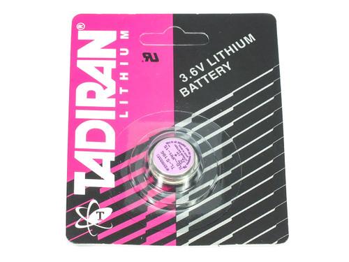 Tadiran TL-5186 3.6V High Energy Lithium Battery