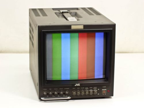 "JVC TM-R9U 9"" Color Video Monitor"
