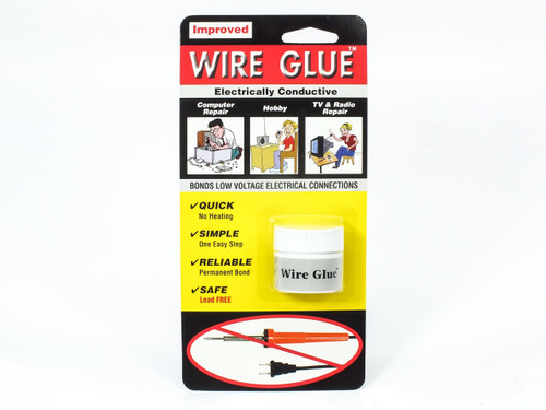 Idolon Technologies Electrically Conductive Lead Free Permanent Bond Wire Glue