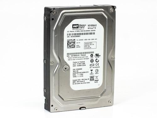 """Dell XP935 160.0GB 3.5"""" SATA Internal Hard Drive - Caviar SE WD1600AAJS"""