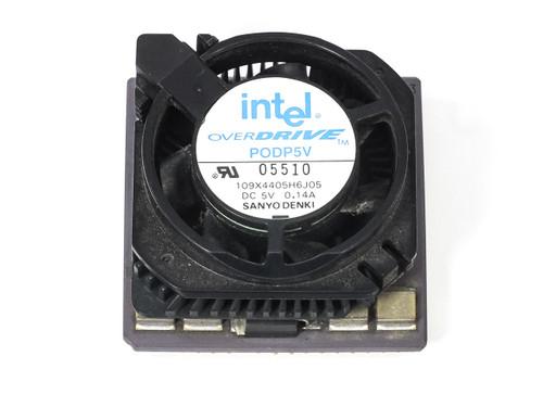 Intel SZ990 63MHz Pentium OverDrive Processor CPU PODP5V63 V1.1