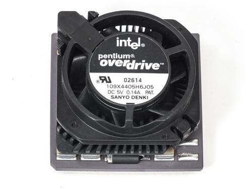 Intel SU014 83MHz Pentium OverDrive Processor CPU PODP5V83 V2.1